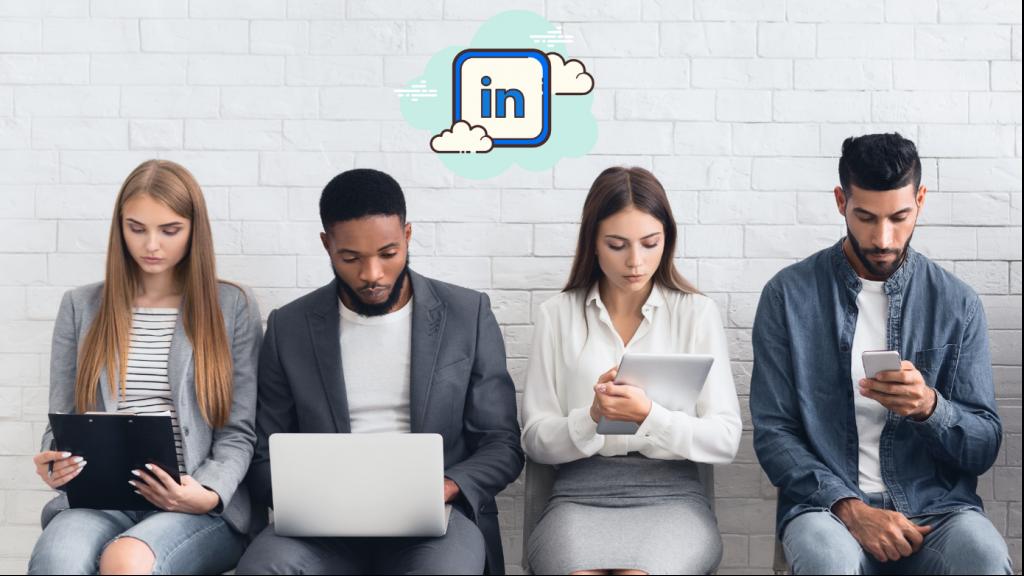 rechercher un emploi sur LinkedIn